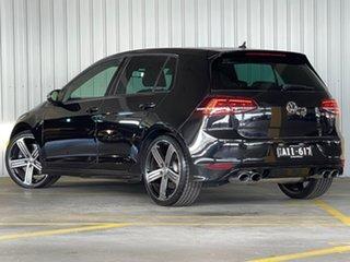 2016 Volkswagen Golf VII MY16 R 4MOTION Black 6 Speed Manual Hatchback.