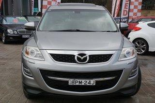 2010 Mazda CX-9 TB10A3 MY10 Classic Silver 6 Speed Sports Automatic Wagon.
