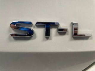 2018 Nissan X-Trail T32 Series II ST-L X-tronic 2WD Ivory Pearl 7 Speed Constant Variable Wagon