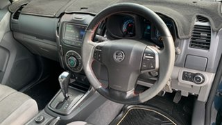 2013 Holden Colorado RG LTZ (4x4) Blue 6 Speed Automatic Crew Cab Pickup