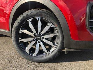 2018 Kia Sportage QL MY18 Si 2WD Premium Red 6 Speed Sports Automatic Wagon.