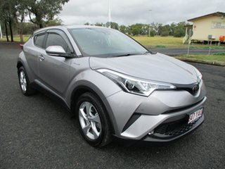 2018 Toyota C-HR NGX10R Update (2WD) Shadow Platinum Continuous Variable Wagon.