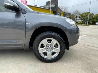 2011 Toyota RAV4 ACA38R CV (2WD) Grey 4 Speed Automatic Wagon