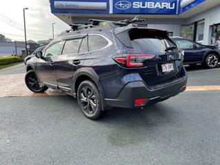 2020 Subaru Outback B7A MY21 AWD Sport CVT Dark Blue 8 Speed Constant Variable Wagon