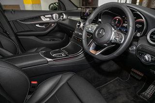 2020 Mercedes-Benz GLC-Class X253 800+050MY GLC300 9G-Tronic 4MATIC Designo Hyacinth Red Metallic.