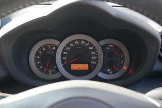 2009 Toyota RAV4 ACA33R MY09 CV Black 5 Speed Manual Wagon