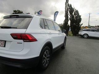 2018 Volkswagen Tiguan 5N MY18 132TSI DSG 4MOTION Comfortline White 7 Speed