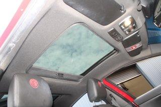 2012 Alfa Romeo Giulietta Distinctive JTD-M Red 6 Speed Auto Dual Clutch Hatchback
