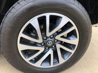2017 Nissan Navara ST-X Blue Manual Dual Cab Utility.