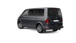 2021 Volkswagen Multivan T6.1 Comfortline Premium Indium Grey 7 Speed Semi Auto Mini Bus.