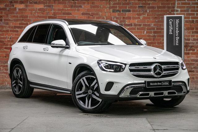 Certified Pre-Owned Mercedes-Benz GLC-Class X253 800+050MY GLC300 9G-Tronic 4MATIC e Berwick, 2020 Mercedes-Benz GLC-Class X253 800+050MY GLC300 9G-Tronic 4MATIC e Polar White 9 Speed