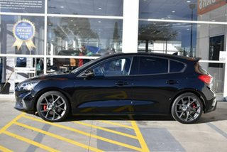 2021 Ford Focus SA 2021MY ST Black 7 Speed Automatic Hatchback
