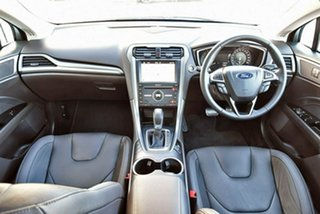 2018 Ford Mondeo MD 2018.25MY Titanium White 6 Speed Sports Automatic Dual Clutch Hatchback.