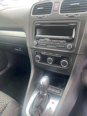 2012 Volkswagen Golf VI MY12.5 90TSI DSG Trendline White 7 Speed Sports Automatic Dual Clutch