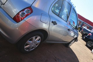 2010 Nissan Micra K12 Silver 4 Speed Automatic Hatchback