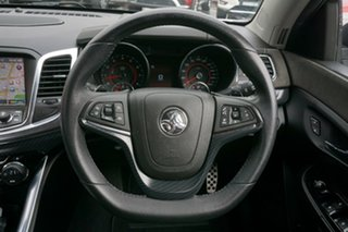 2014 Holden Commodore VF MY14 SS V Redline White 6 Speed Sports Automatic Sedan