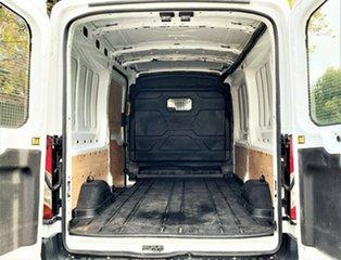 2014 Ford Transit VO 350L (Mid Roof) White 6 Speed Manual Van