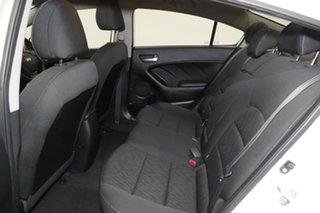 2016 Kia Cerato YD MY15 S Clear White 6 Speed Manual Sedan