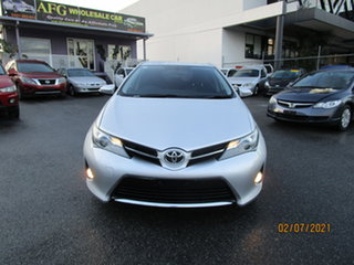 2014 Toyota Corolla ZRE182R Ascent Sport 7 Speed CVT Auto Sequential Hatchback.