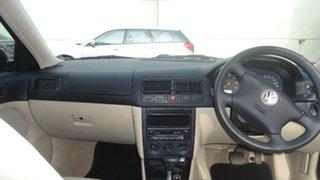 2000 Volkswagen Golf 4th Gen GL Black 4 Speed Automatic Hatchback.