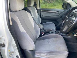 2012 Holden Colorado RG LTZ (4x4) White 6 Speed Automatic Crew Cab Pickup