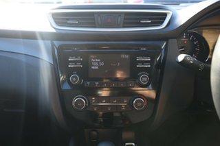 2017 Nissan Qashqai J11 ST N-SPORT White Continuous Variable Wagon