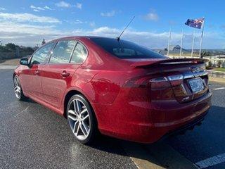 2014 Ford Falcon FG X XR6 Red 6 Speed Manual Sedan