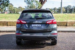 2017 Holden Equinox EQ MY18 LTZ FWD Grey 9 Speed Sports Automatic Wagon