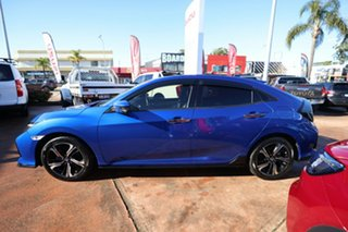 2018 Honda Civic MY17 RS Blue Continuous Variable Hatchback
