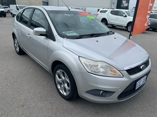 2010 Ford Focus LV TDCi PwrShift Silver 6 Speed Sports Automatic Dual Clutch Hatchback.