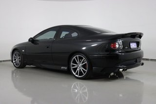 2005 Holden Special Vehicles Coupe Z Series GTO Black 4 Speed Automatic Coupe