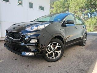 2020 Kia Sportage QL MY20 S AWD Black 8 Speed Sports Automatic Wagon.