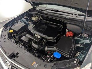 2013 Holden Commodore VF MY14 SV6 Sportwagon Green 6 Speed Sports Automatic Wagon