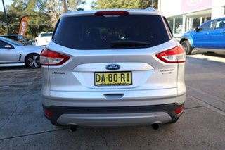 2015 Ford Kuga TF MK 2 Trend (AWD) Silver 6 Speed Automatic Wagon