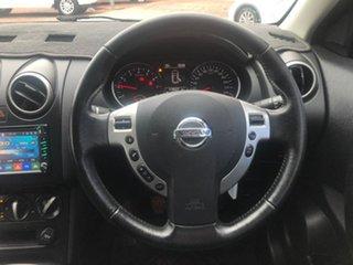 2013 Nissan Dualis J10W Series 3 MY12 ST Hatch 2WD Purple 6 Speed Manual Hatchback
