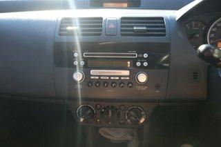 2010 Suzuki Swift EZ 07 Update S Green 4 Speed Automatic Hatchback