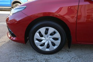 2018 Toyota Corolla ZRE182R Ascent S-CVT Red 7 Speed Constant Variable Hatchback.