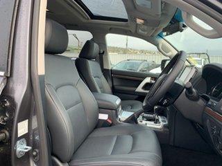 2021 Toyota Landcruiser VDJ200R VX Grey 6 Speed Sports Automatic Wagon.