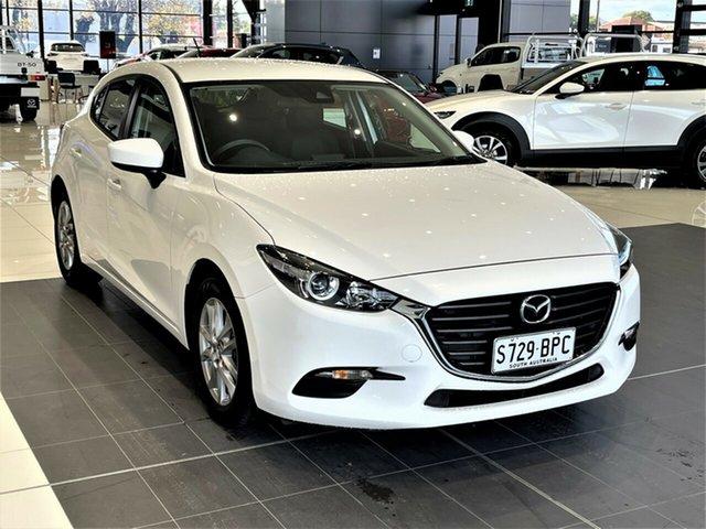 Used Mazda 3 BM5478 Neo SKYACTIV-Drive Edwardstown, 2016 Mazda 3 Neo SKYACTIV-Drive Hatchback