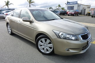 2008 Honda Accord 8th Gen V6 Luxury 5 Speed Sports Automatic Sedan.