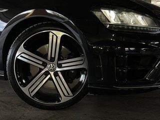 2016 Volkswagen Golf VII MY16 R 4MOTION Black 6 Speed Manual Hatchback