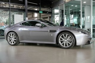 2012 Aston Martin V8 MY13 Vantage Sportshift II S Grey 7 Speed Seq Manual Auto-Clutch Coupe