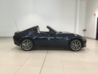 2020 Mazda MX-5 ND GT RF SKYACTIV-Drive Deep Crystal Blue 6 Speed Sports Automatic Targa.