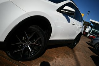2015 Toyota RAV4 ZSA42R MY14 Upgrade GXL (2WD) White Continuous Variable Wagon.