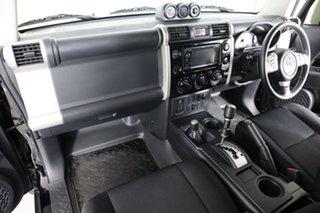 2016 Toyota FJ Cruiser GSJ15R MY14 Black 5 Speed Automatic Wagon