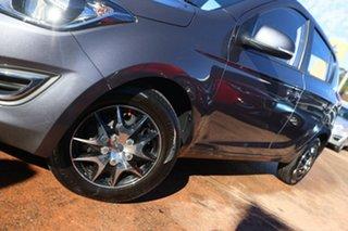 2015 Hyundai i20 PB MY14 Active Grey 4 Speed Automatic Hatchback.