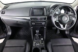 2016 Mazda CX-5 MY15 Akera (4x4) Grey 6 Speed Automatic Wagon