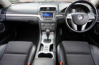 2011 Holden Berlina VE II MY12 Sportwagon Red 6 Speed Sports Automatic Wagon