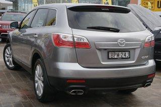 2010 Mazda CX-9 TB10A3 MY10 Classic Silver 6 Speed Sports Automatic Wagon