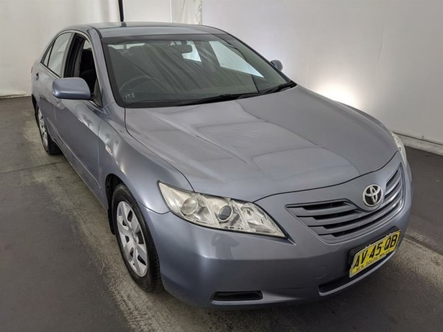 Used Toyota Camry ACV40R Altise Maryville, 2008 Toyota Camry ACV40R Altise Grey 5 Speed Automatic Sedan